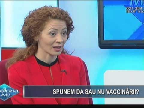 Spunem da sau nu vaccinarii
