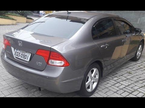 New Honda Civic >> Honda Civic LXS automático - VENDIDO - YouTube