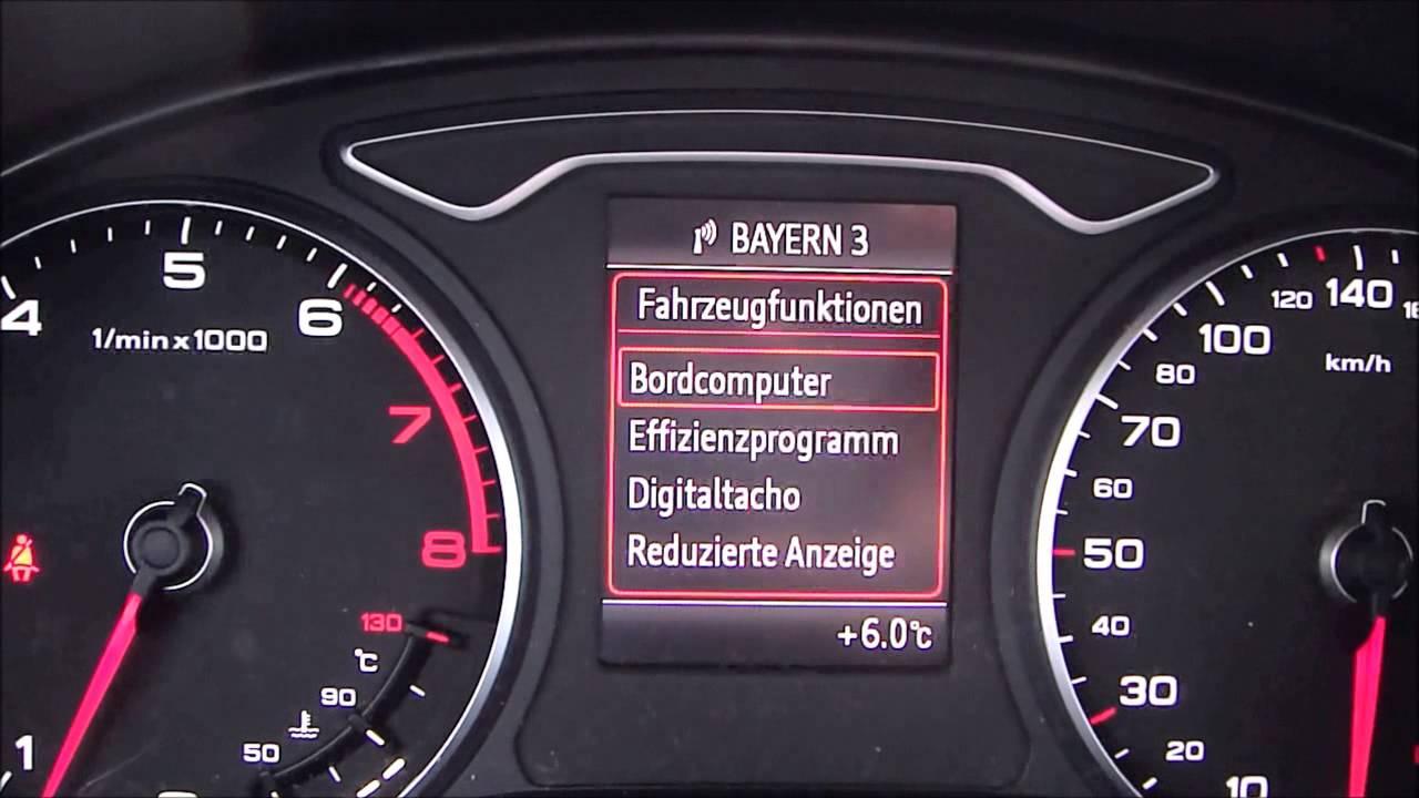 Audi A3 8v Fis Youtube