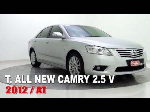jual all new camry mitsubishi xpander vs grand veloz mobil toyota 2 4 v at 2011 sold youtube