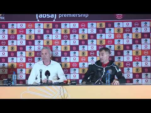 Soweto derby post-match press conference 09/02/2019