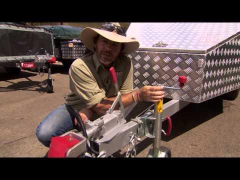 GIC Camper Trailers Aluminium Extreme Offroad 2013 - 1300CAMPERS