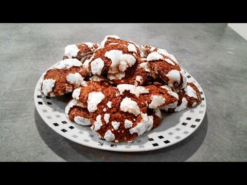recette-facile-de-biscuits-au-chocolat-et-sucre-glace-(-craquants,-cookies,-sablés,-gateaux)