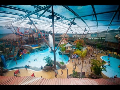Alton Towers Waterpark 1 st of January 2017