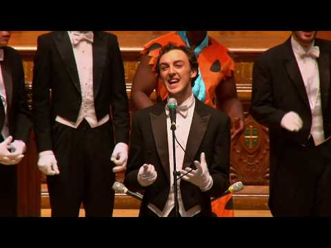 Can't Help Falling in Love - The Yale Whiffenpoofs of 2018