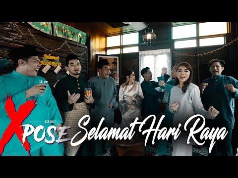 Selamat Hari Raya  - Ahmad Jais (Cover by Xpose Band)