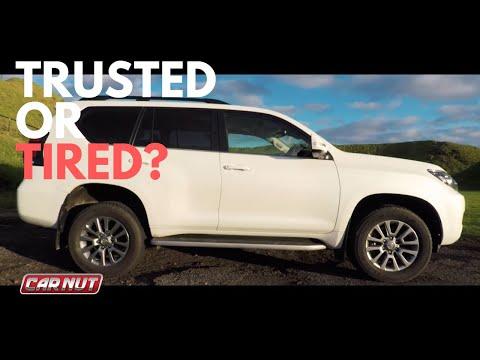 Toyota Landcruiser Prado - REVIEW - still trucking?