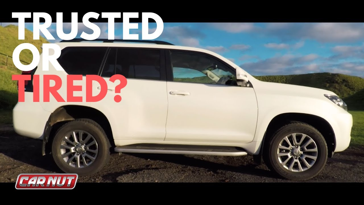 Toyota Landcruiser Prado - REVIEW - still trucking?