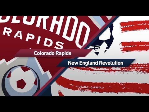 HIGHLIGHTS | Colorado Rapids vs. New England Revolution | March 4, 2017