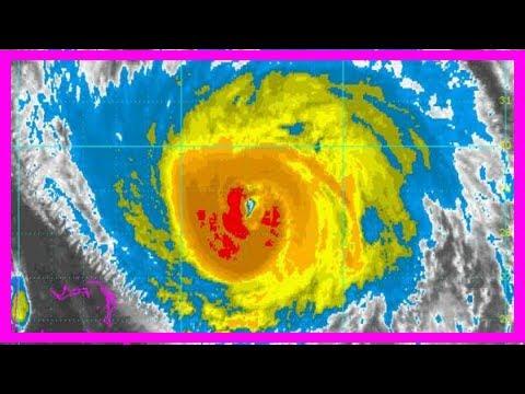 Breaking News   Carolina, mid-atlantic coasts warned to monitor hurricane maria