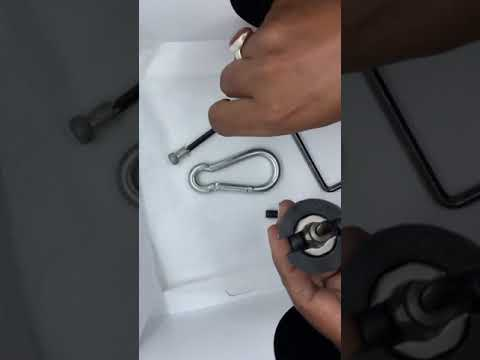 Gym Cable Locking | Noor Sports And Fitness