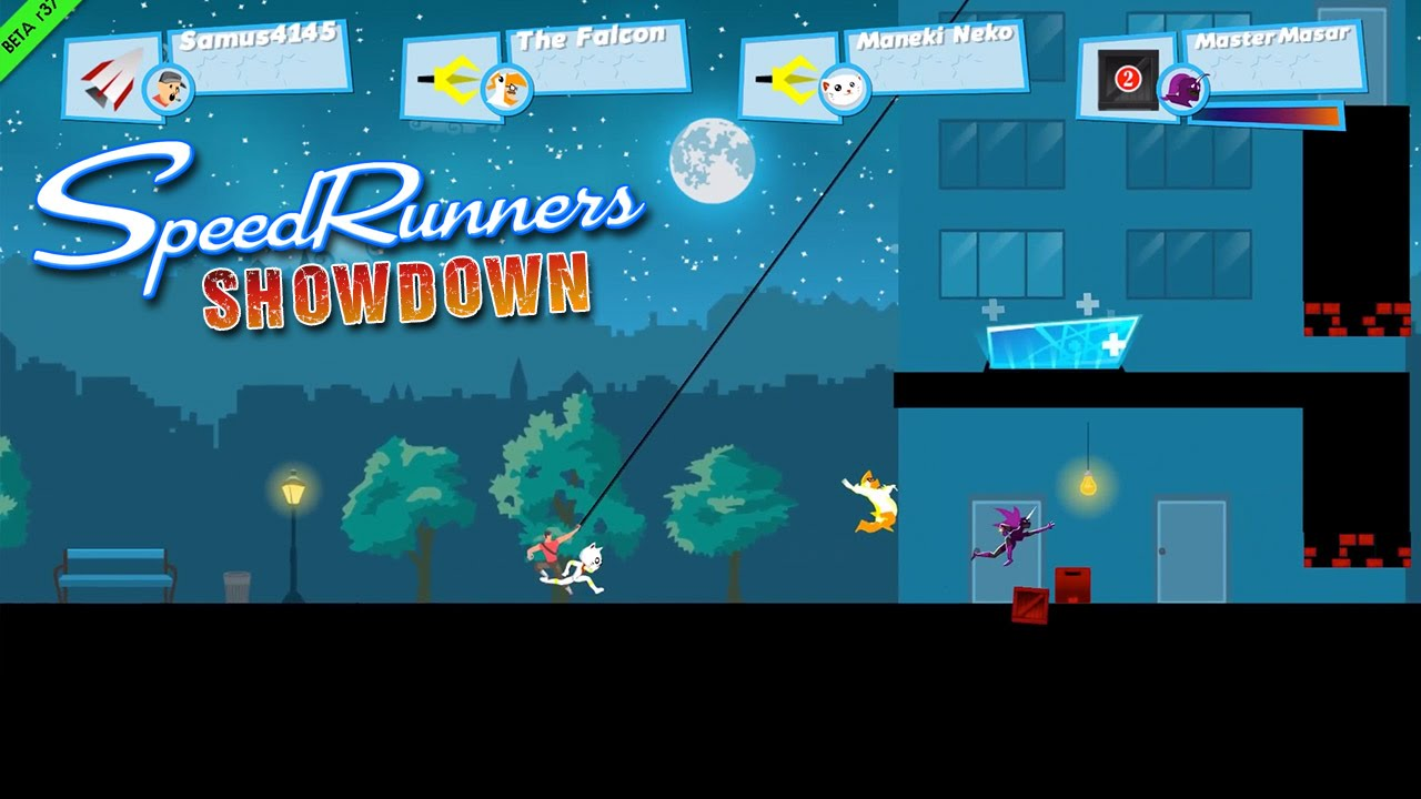 SpeedRunners Showdown