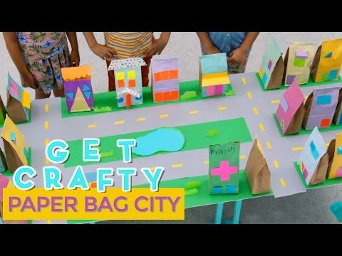 Get Crafty - Paper Bag City