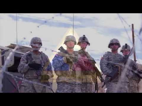 Ft Irwin National Training Center Promo Video