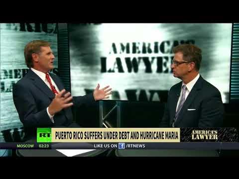 Puerto Rico's Debt Amidst Hurricane Maria