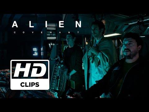 Título: Alien: Covenant | Clip Mensaje de Tennessee | Próximamente - Solo en cines