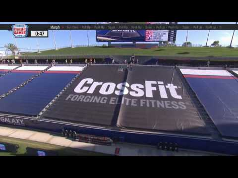 CROSSFIT GAMES 2016 - Mens Murph - EVENTO 5