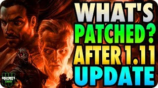 BO4 Zombie Glitches: What's Patched? After Update 1.11 - Black Ops 4 Zombie Glitches