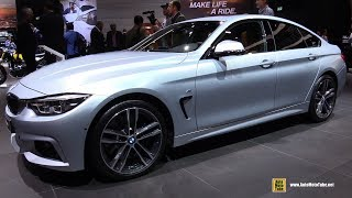 2018 BMW 440i Gran Coupe M Sport - Exterior and Interior Walkaround - 2017 Frankfurt Auto Show