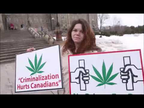 Ottawa Citizen 'Princess of Pot' Jodie Emery​ opens a Cannab