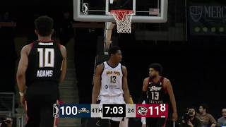 Hawks Two-Way Player Jaylen Adams Goes Off For 40 PTS, 9 AST & 7 REB In Erie BayHawks Win