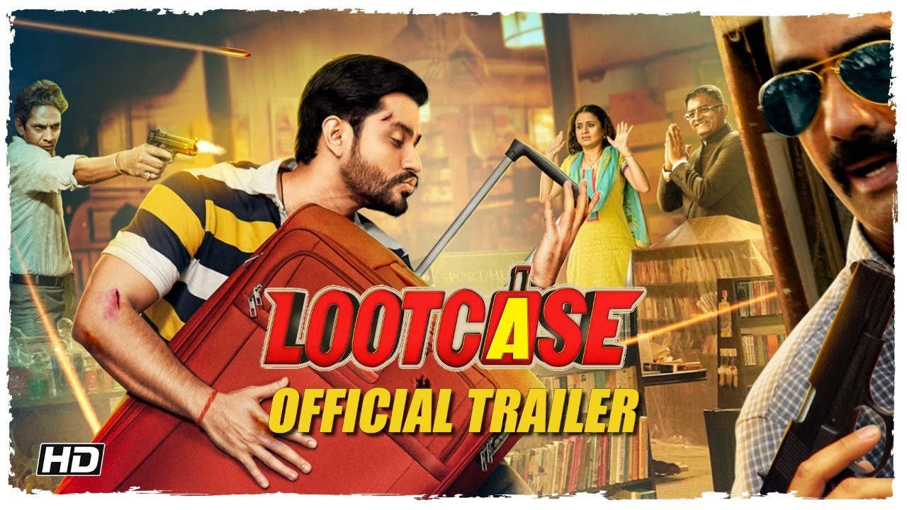 Lootcase | Official Trailer | Kunal | Gajraj | Vijay | Dir: Rajesh Krishnan | Releasing: 11th Oct