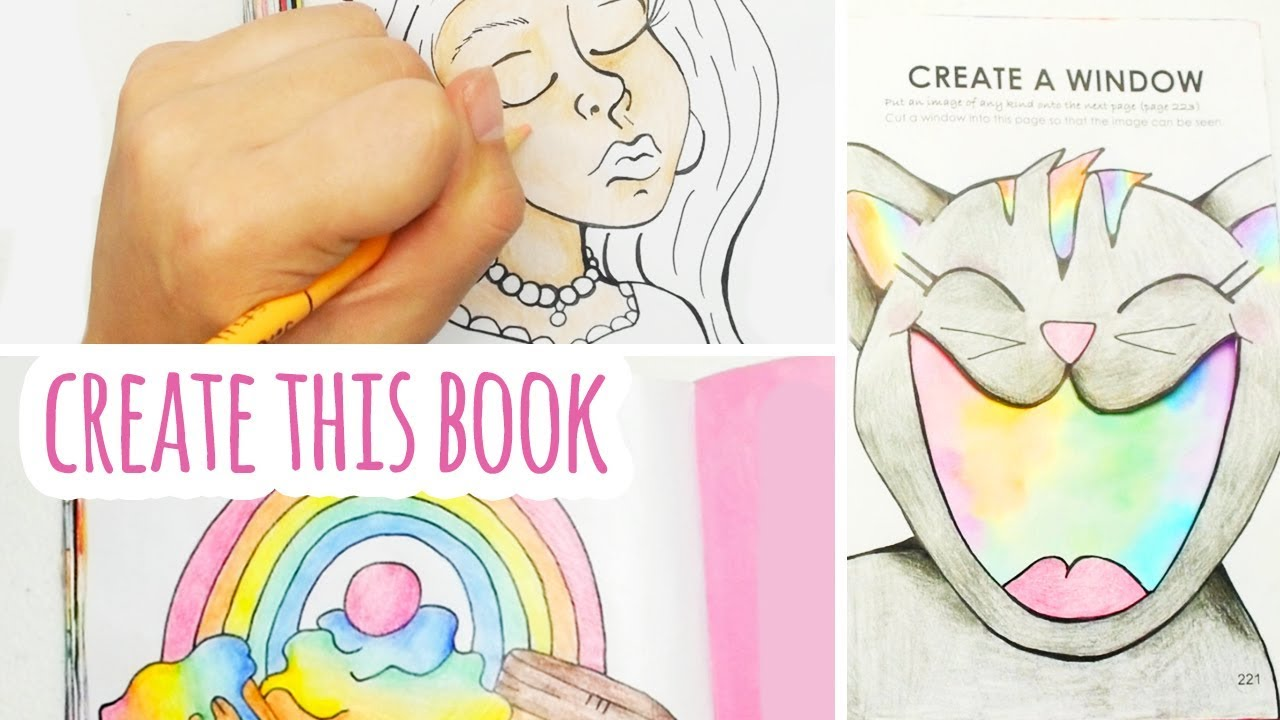 Create This Book 18 Youtube