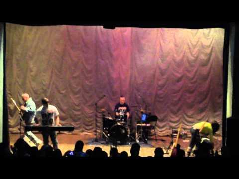 Красная Плесень - Intro, Жвачка Стиморол...(Саратов 21.05.2012)