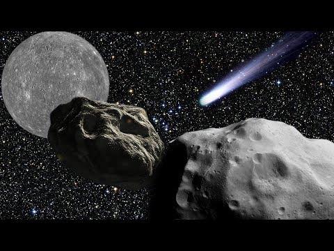 Zagrożenie z kosmosu: planety, planetoidy, komety czyli niebezpieczni sąsiedzi