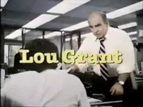 LOU GRANT - Season 5 Opening Sequence (1981-82)