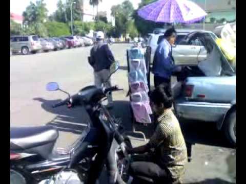 សេដ្ឋកិច្ចក្រៅប្រពន្ធ័ Informal Economy in Cambodia