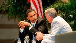 A conversation with Senator Barack Obama