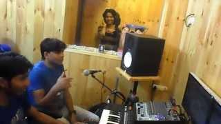 singer lali misra with music arranger director mahesh das=9967170323.
