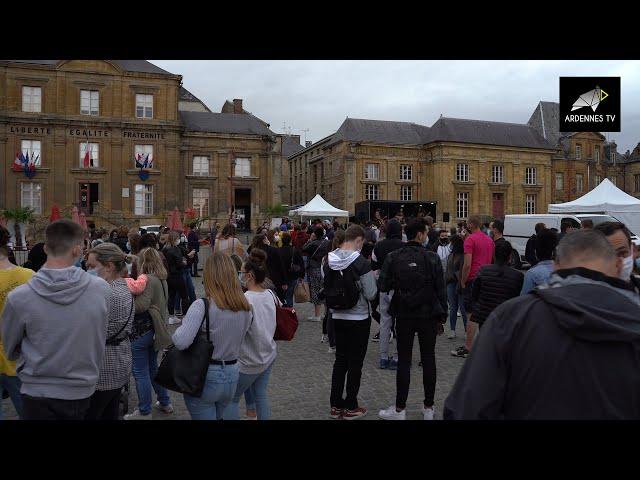 Rentrée des étudiants - Charleville-Mézières