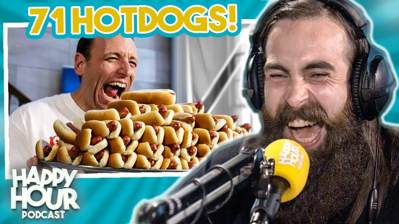The CRAZIEST Competitive Eating Competitions!