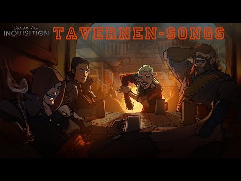 Dragon Age: Inquisition - All Tavern Songs [German Version]