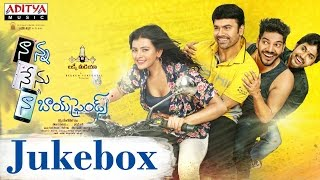 Naanna Nenu Naa Boyfriends Full Songs Jukebox  Hebahpatel,ashwin,parvateesam,noel