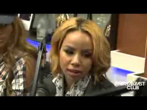 Teairra Mari & Morgan Hardman Interview at The Breakfast Club Power 105 1 11 06 2014