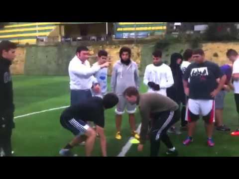 Yeniçeri Football Pass Protection 1on1s
