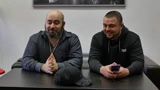 Проект Knife People - Михаил Мангасаров, о себе, ножах и Клинке 2019..