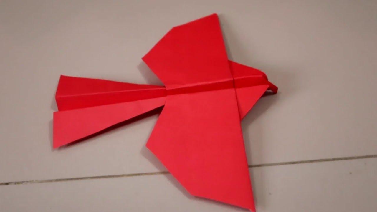 طريقة صنع طائرة ورقية لا 12