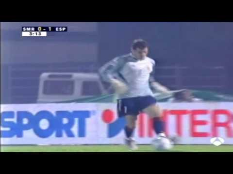 San Marino - Spain (2006. World Cup Germany - Qualifier)