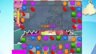 Candy Crush Saga Level 1510 NO BOOSTERS