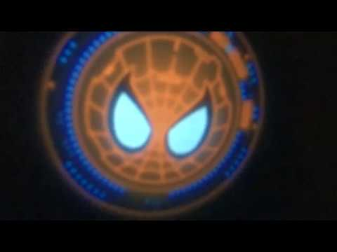 Spider Man Homecoming Web Shooter Signal Logo Projector By CandeeGeeks