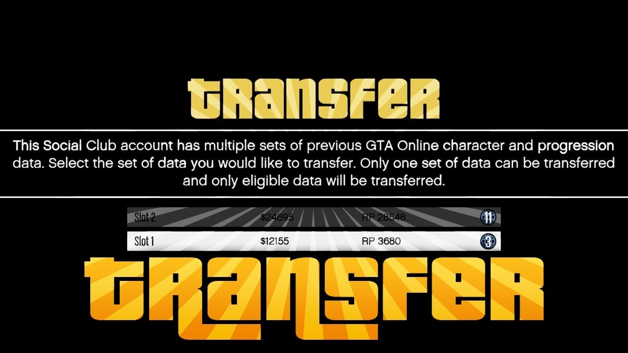Gta 5 How To Transfer Mooded Acc Ps3 Ps4 Xb360 Xb1 Patch 1 40