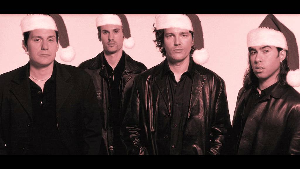 Third Eye Blind One Of Those Christmas Days With Intro