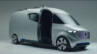 Mercedes Benz Vision Van #visionvan