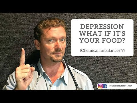 Depression: What if it's Your Food 2018 Theory
