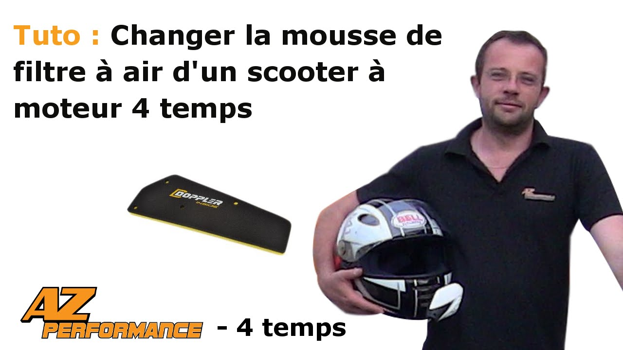 tuto changer ou nettoyer le filtre air de son scooter chinois de type gy6 139qmb youtube. Black Bedroom Furniture Sets. Home Design Ideas