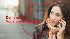 Deine erste Vodafone-Rechnung  | #mobilfunkhilfe